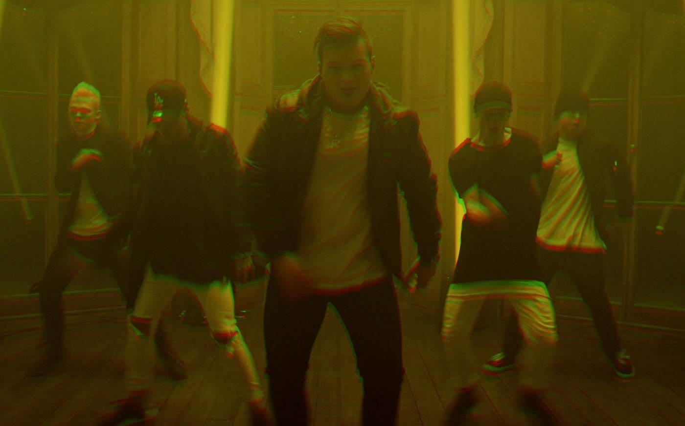 josh reck music video